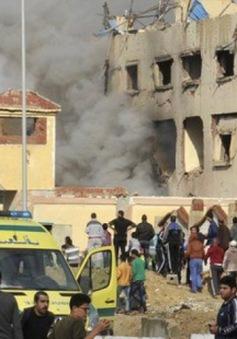Ai Cập: 14 người chết trong hai vụ đánh bom ở Sinai