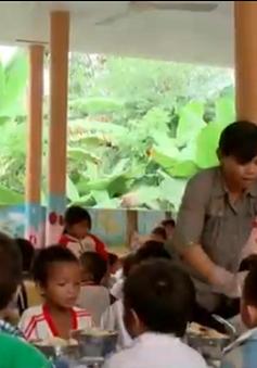 Tổ chức bữa trưa cho học sinh – Hướng đi hiệu quả của ngành giáo dục tỉnh Khánh Hòa
