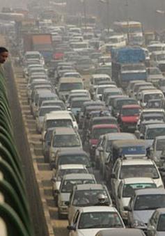 Ấn Độ áp thuế khí thải để giảm ô nhiễm
