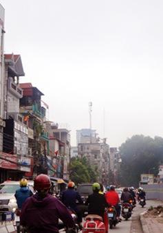 Báo động mất an toàn tại các công trình xây dựng ở Hà Nội