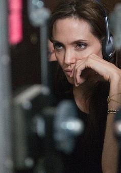 Angelina Jolie mất ngủ vì phim Unbroken
