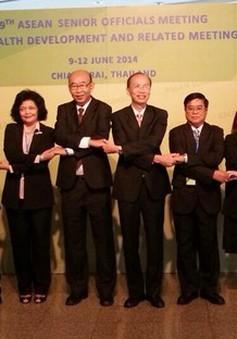 Hôm nay (14/9), khai mạc Hội nghị các Quan chức Cao cấp Y tế ASEAN lần thứ 10