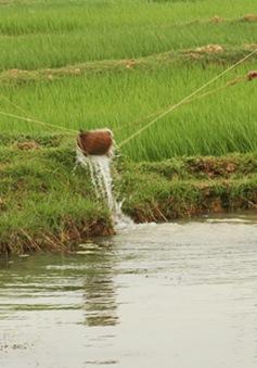 Đề xuất nhiều chính sách khuyến khích phát triển thủy lợi