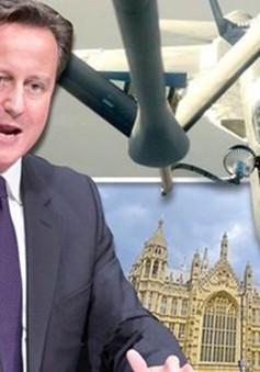 Thủ tướng Anh muốn mở rộng không kích IS sang Syria