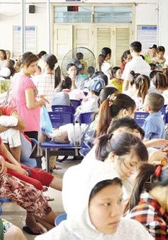 Chủ động chăm sóc trẻ em trong những ngày nắng nóng