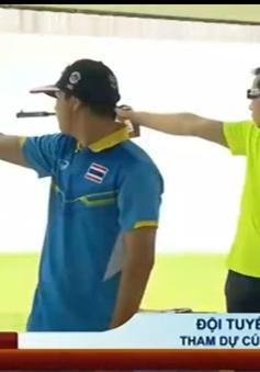 Đội tuyển Việt Nam tham dự Cup bắn súng thế giới 2015