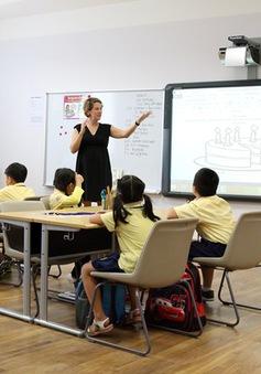 Chưa khai thác hết công năng của bảng tương tác trong quá trình dạy học