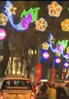 TP.HCM: Lung linh ánh sáng nghệ thuật đường phố