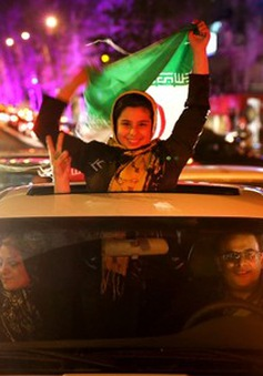 Thụy Sỹ dỡ bỏ trừng phạt chống Iran
