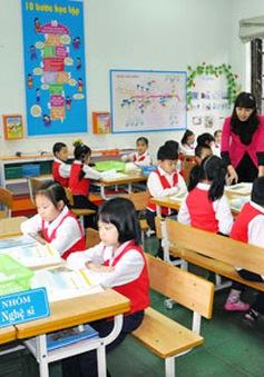 100% trường tiểu học ở Hà Nội sẽ áp dụng mô hình trường học mới VNEN