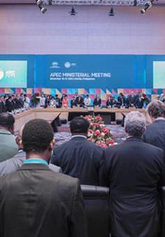 Hội nghị Bộ trưởng APEC sẽ bàn về chống khủng bố