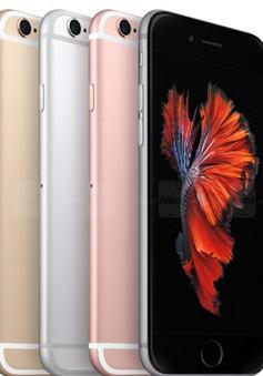 Doanh số bán iPhone sẽ giảm trong năm 2016