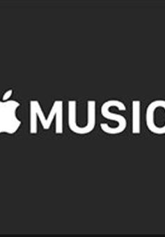 Apple Music đạt mốc 15 triệu người dùng
