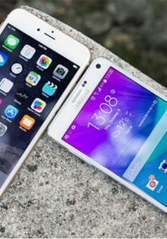 """Apple """"đe dọa"""" Samsung tại thị trường Hàn Quốc"""
