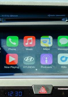 iOS 8.3 beta sẽ hỗ trợ kết nối không dây với xe hơi
