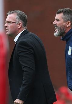 Sa thải HLV Lambert, Aston Villa nhắm đến Roy Keane
