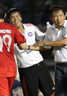 B.Bình Dương thay đổi nhân sự trước BTV Cup 2015