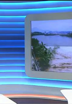 'Lũ dâng cao bất thường trên sông Thao do Trung Quốc xả lũ đột ngột'