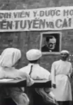 Những bác sĩ thế hệ tiên phong của ngành y tế Việt Nam