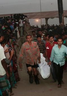 Chìm phà tại Bangladesh: Ít nhất 68 người chết