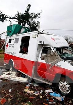 Mưa bão kèm lốc xoáy tại Đông Nam nước Mỹ, ít nhất 17 người thiệt mạng