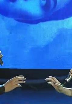 """Bảo Trâm - Lê Việt Anh ngọt ngào với """"Trong giấc mơ đêm qua"""""""