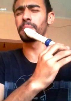 """Màn trình diễn siêu """"độc"""": Vừa beatbox, vừa thổi sáo"""