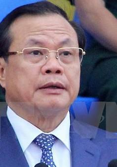 Bí thư Thành ủy Hà Nội Phạm Quang Nghị thăm chính thức Cuba