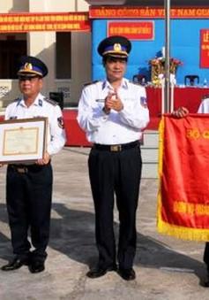 Cảnh sát biển Việt Nam ra quân huấn luyện năm 2015