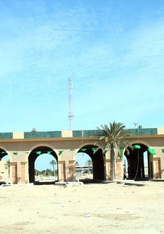 Tunisia tạm thời đóng cửa biên giới với Libya
