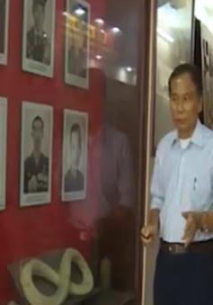 Mở hầm vũ khí bí mật của Biệt động Sài Gòn cho khách tham quan