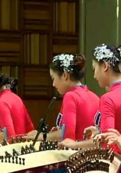 Ấn tượng đêm hòa nhạc hữu nghị Việt - Trung