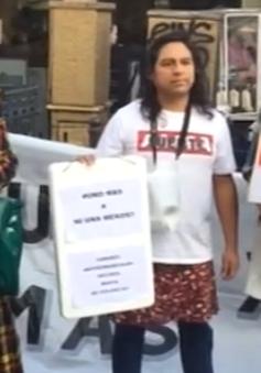 Tuần hành phản đối nạn sát hại phụ nữ ở Argentina