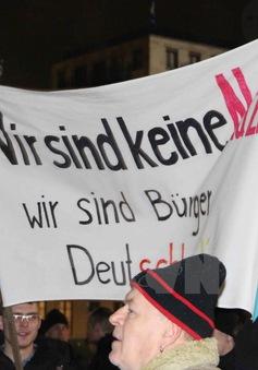 Tuần hành phản đối chủ nghĩa cực đoan tại Đức