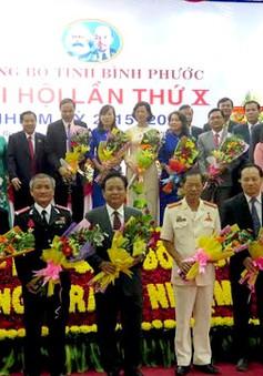 Ông Nguyễn Văn Lợi được bầu là Bí thư Tỉnh ủy Bình Phước