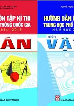 Bộ GD-ĐT không biên soạn và phát hành tài liệu hướng dẫn ôn thi tốt nghiệp THPT