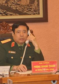 Bộ Quốc phòng Việt - Trung lập đường dây liên lạc trực tiếp