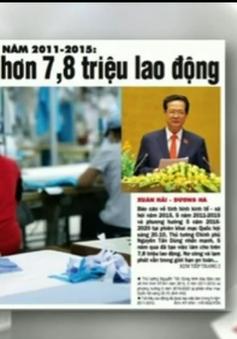 Khai mạc kỳ họp thứ 10 Quốc hội khóa XIII - Sự kiện tâm điểm trên báo chí trong tuần