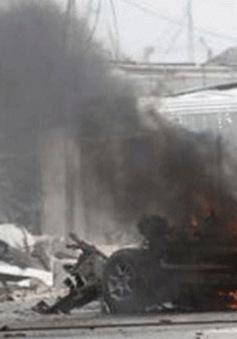 Phiến quân Al-Shabaab tấn công khách sạn tại Somalia