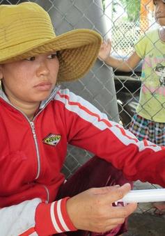 Phú Yên: Bắt quả tang cơ sở bơm tạp chất vào tôm để tăng trọng