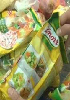 Bình Dương: Thu giữ 5 tấn bột nêm Knorr giả
