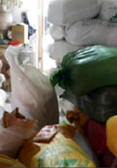 Bắt giữ 2 tấn bột ngọt giả tại TP.HCM