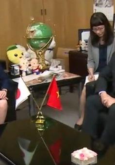 Tăng cường hợp tác Việt Nam - Nhật Bản
