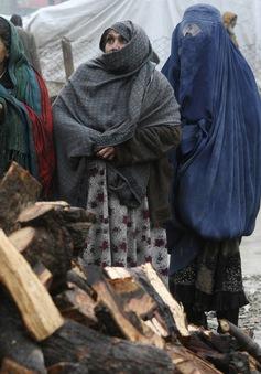 Cuộc sống khó khăn của những người vô gia cư Afghanistan