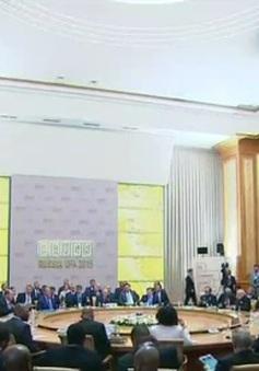 BRICS - Hợp tác để tăng cường vị thế
