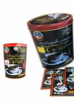 Cảnh báo cà phê giảm cân có chứa chất gây trầm cảm