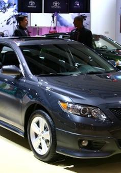 Toyota thu hồi hơn 440.000 xe ô tô bị lỗi