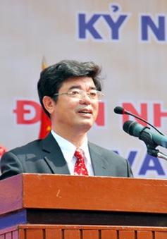 Trường Đại học Quốc tế Hồng Bàng chính thức có hiệu trưởng mới