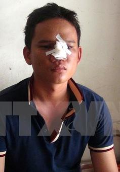 Phú Yên: Bắt hai đối tượng tấn công Cảnh sát giao thông