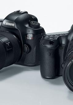 Canon chính thức trình làng EOS 5Ds và 5Ds R